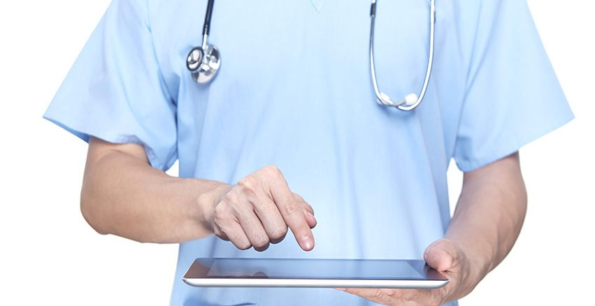 doc 851x438 - 3 key technologies in healthcare that will simplify a doctor's life